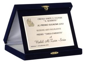 Premio Sulmona 2013